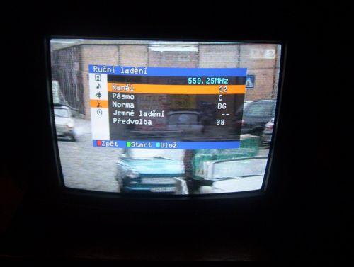 Foto maďarské televize TV2