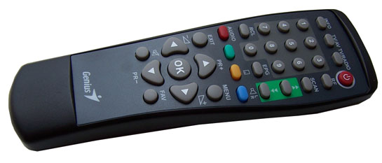 TVGo DVB-T31 ovladac