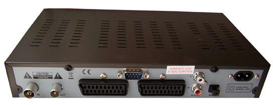 TVGo DVB-T31 zezadu
