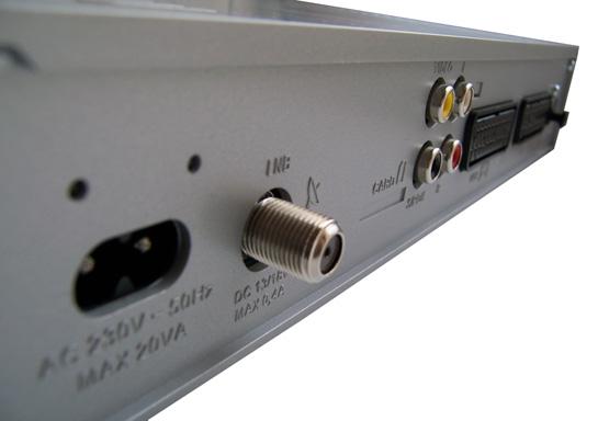TechniSat STR 1 zezadu II