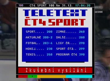 DP2 TX Teletext