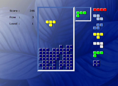 Smart MX 56 Tetris