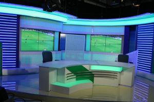 STV 3 studio 8