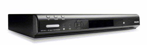 DVB-C HD VOD set-top-box Philips