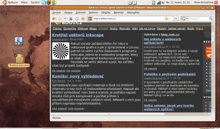 Ubuntu na Eee