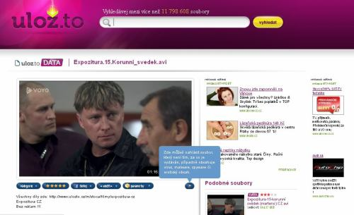 Uložto.cz - Expozitura z Voyo.cz