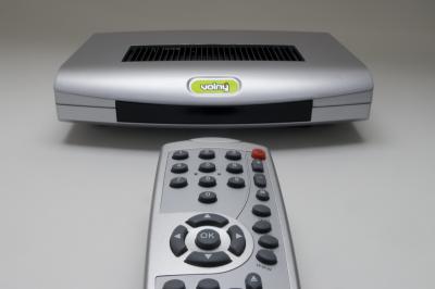 Volný TV - STB Motorola