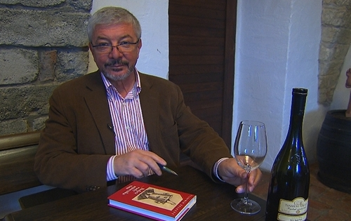 Vladimír Železný - TV Barrandov, 2011