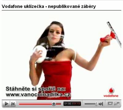 Vodafone nepublikované