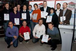 WT100 2009 - večer
