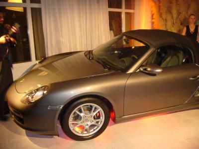 Porsche s XTB zepředu