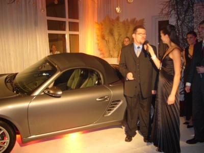 Porsche s XTB s výhercem Jiřím