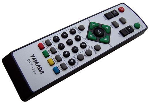 Yamada DTV-1300 ovladac