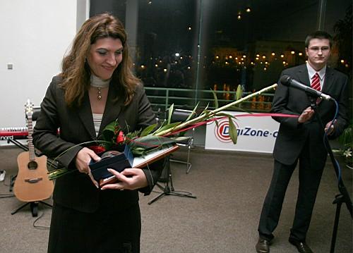 Zlatý Měšec 2006 - Česká pojišťovna