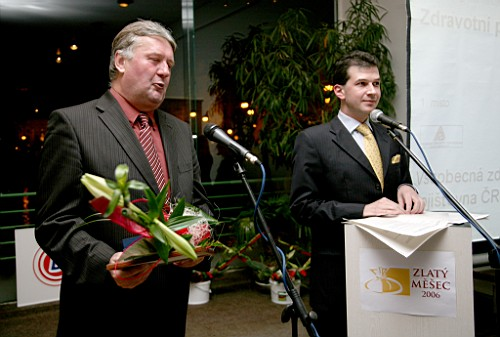 Zlatý Měšec 2006 - VZP