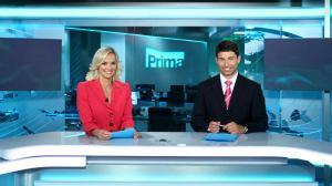 Zprávy TV Prima léto 2010 - 1