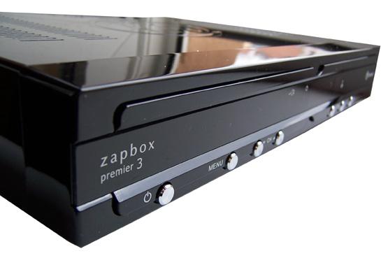 Zapbox premier 3 panel