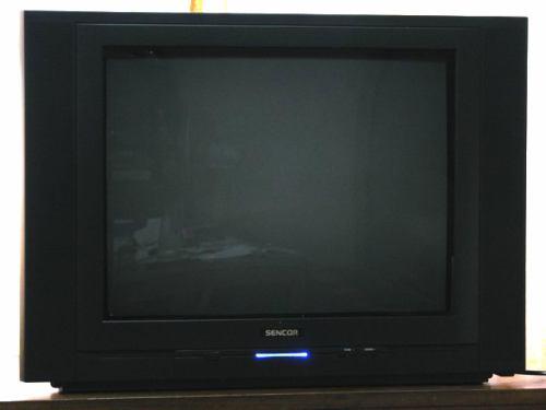 Sencor STV 2112DVBT - zepředu