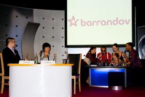 TK Barrandov - podzim 2009