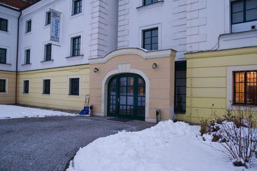 Internet Info - budova Durychova
