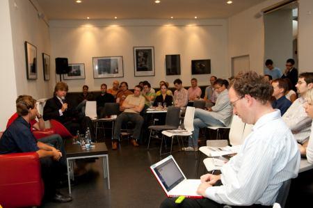 NetClub červen 2009 - publikum 2