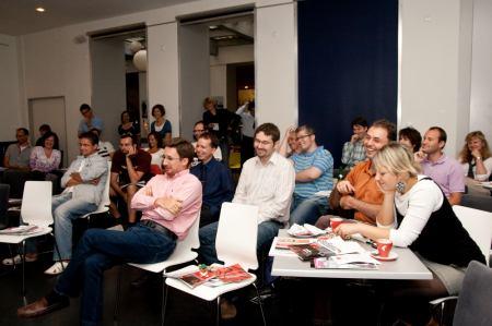 NetClub červen 2009 - publikum