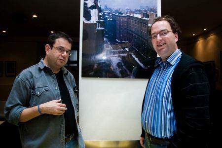 NetClub červen 2009 - Petr Koubský a Patrick Zandl