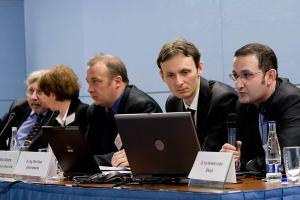 Workshop ČTÚ - 17. a 18. března 2009 - diskutující