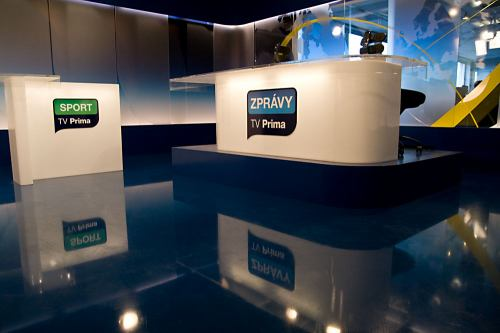 Prima - zpravodajské studio