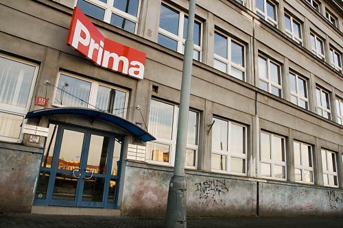 Prima - budova