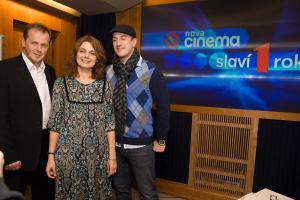 Nova Cinema - Dvořák Ungureanu Kraus