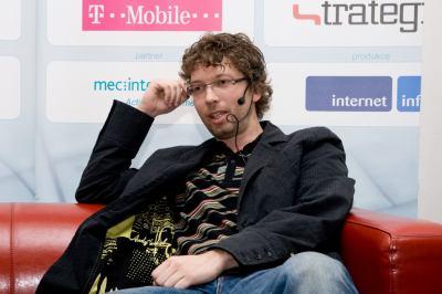 Tomáš Kapalín a M. Čermák - NetClub duben 2009