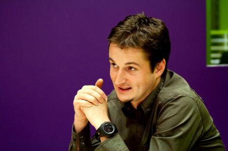 Tomáš Búřil rozhovor - 2