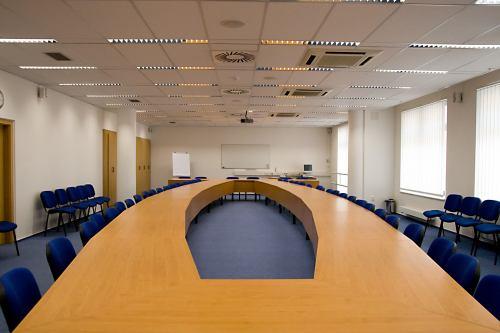 Zasedací místnost ČTÚ