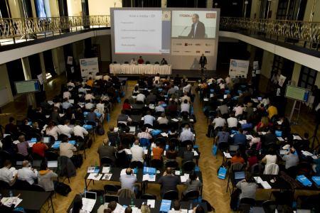 Panelisté na IAC 2009