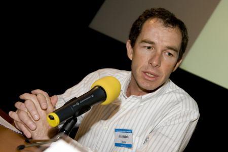 Jiří Hašek z T-mobile na IAC 2009