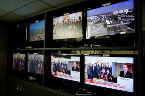 Česká televize - Obama Medveděv