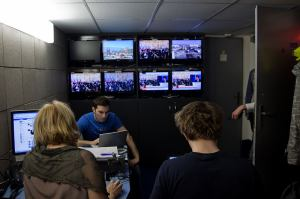 Česká televize - Obama Medveděv 2