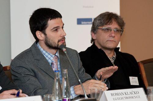 Roman Klačko, Bohumil Herwig