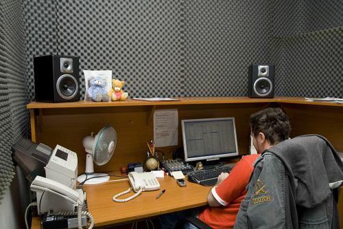 Dance radio hudebni dramaturg studio