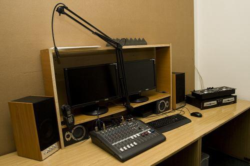 Dance radio přípravna