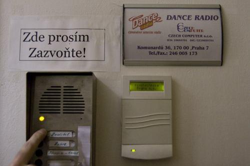 Dance radio zvonky