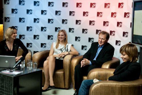TK MTV Czech - osobnosti