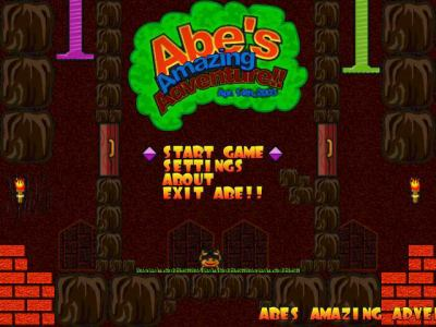 Abe's Amazing Adventure 1