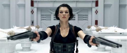 Resident Evil Afterlife - screenshot