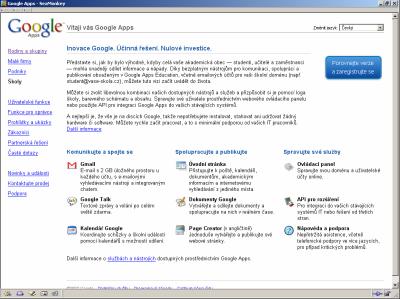 Google Apps 1