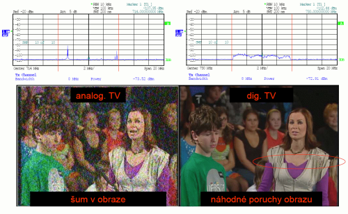 Ulovec - analog vs. DVB-T - 4