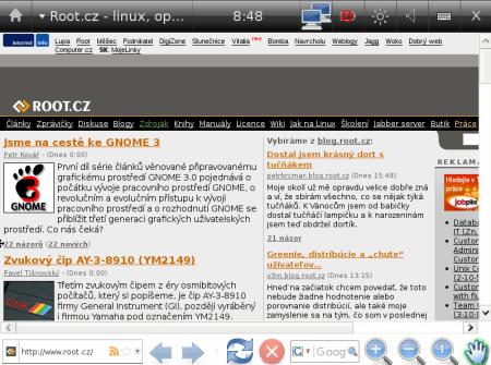 ubuntu mid web