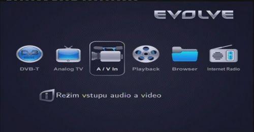 Evolve Mediacorder AV In