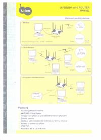 Ufon router usage